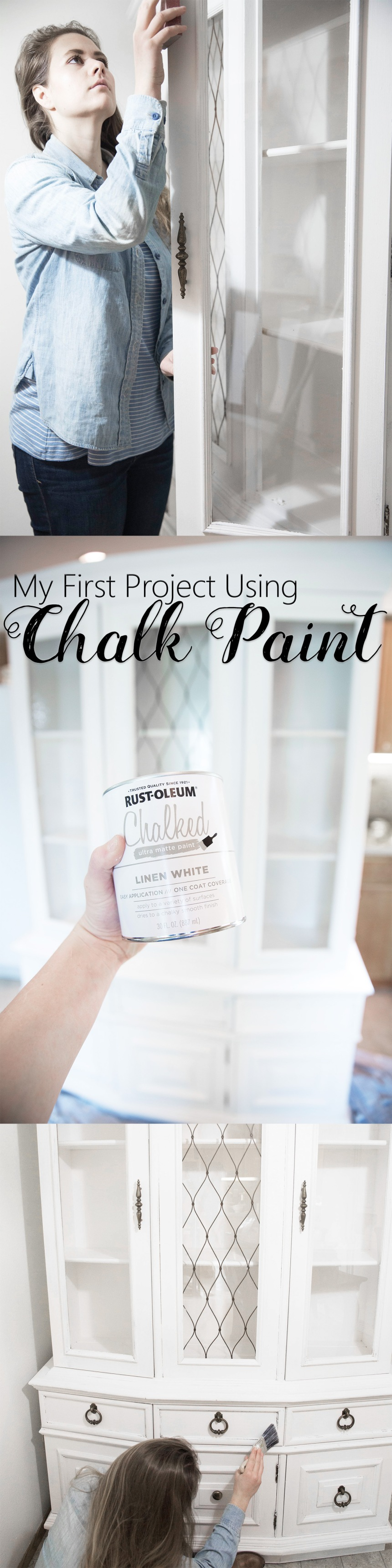 Finds and Dines Chalk Paint Pin