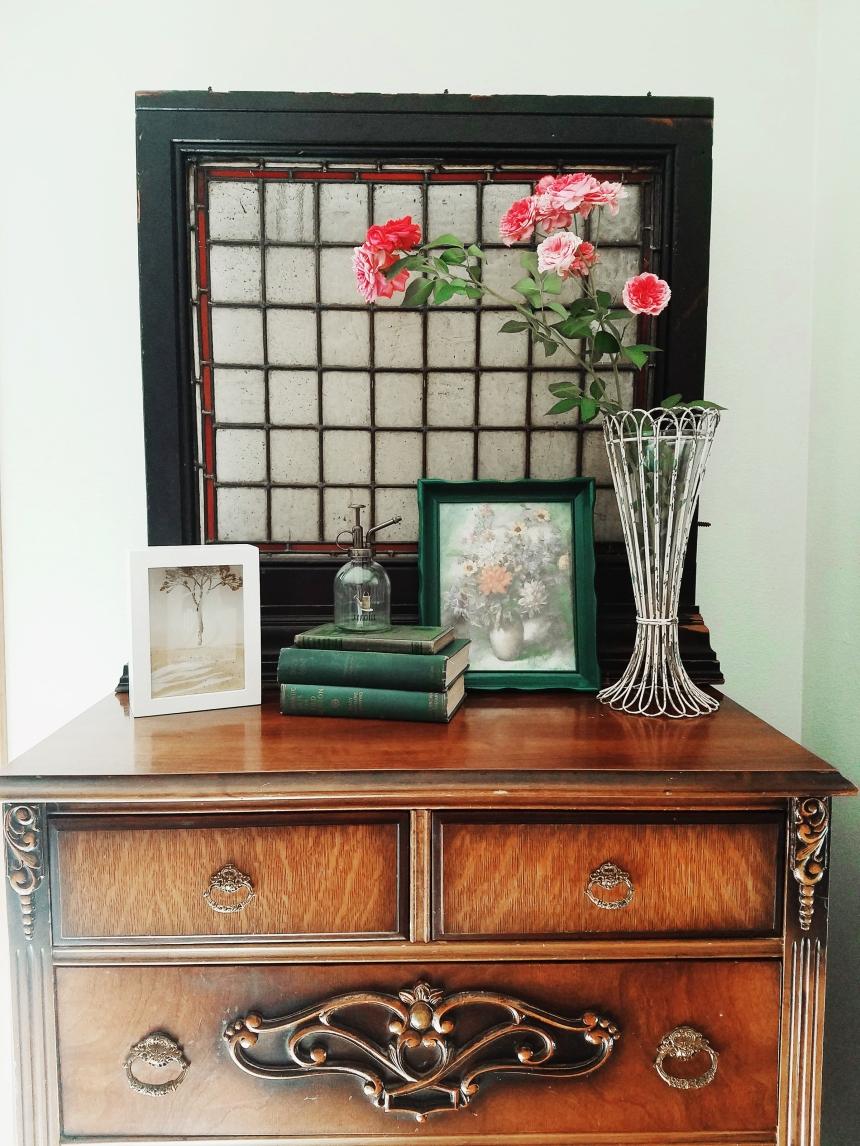 Finds and Dines Antique Dresser 3