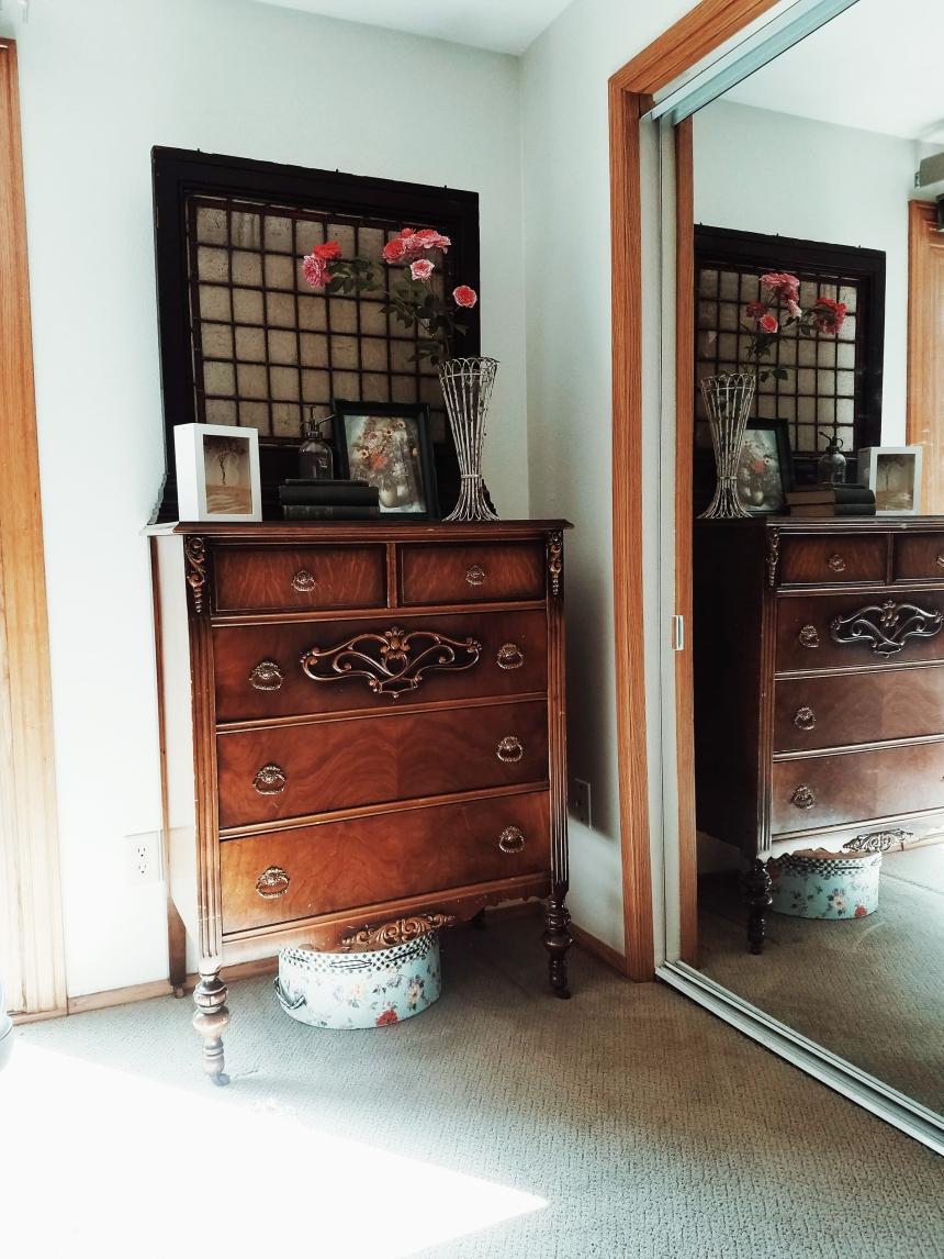 Finds and Dines Antique Dresser 4