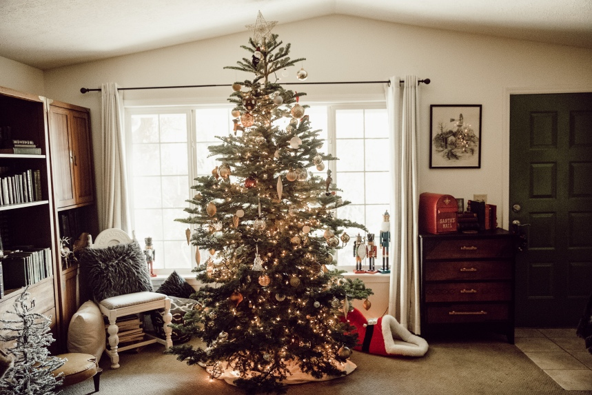 Finds and Dines Holiday Home Tour 1-2