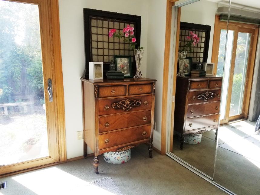Finds and Dines Antique Dresser 1